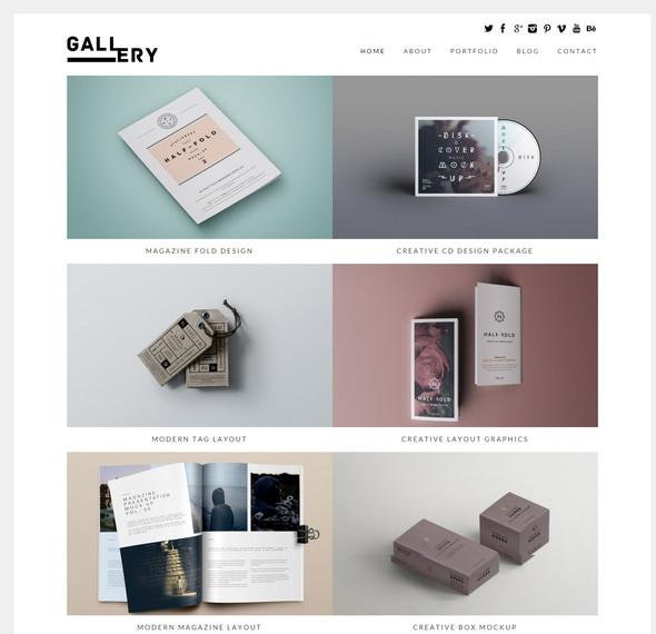 Gallery-theme