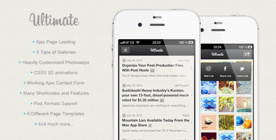 best-10-wordpress-mobile-themes-ultimate-theme