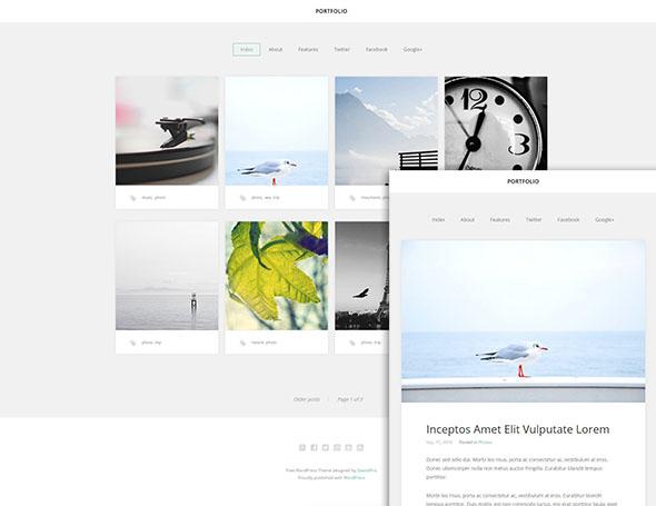 portfolio-minimal