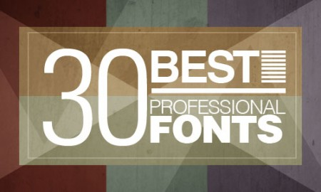 top-free-30-professional-fonts