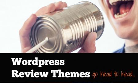 Wordpress review themes