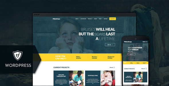 Philanthropy Fast WordPress Themes